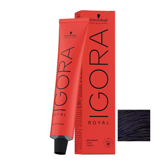 Igora Royal Mix 0-22 Anti Oranje Concentraat