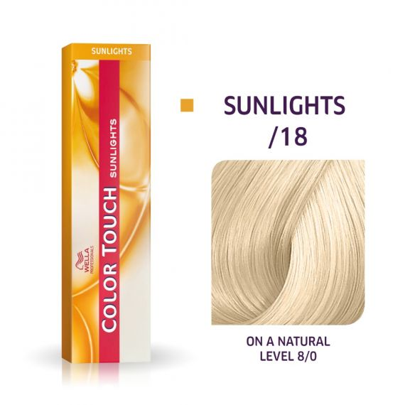 Wella Color Touch Sunlights /18 60ml