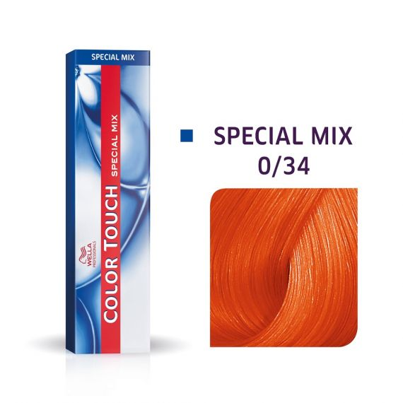 Wella Color Touch Special Mix 0/34 60ml