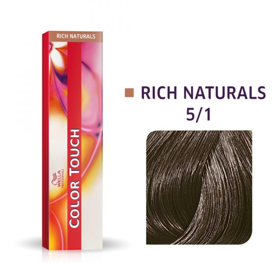 Wella Color Touch Rich Naturals 5/1 60ml