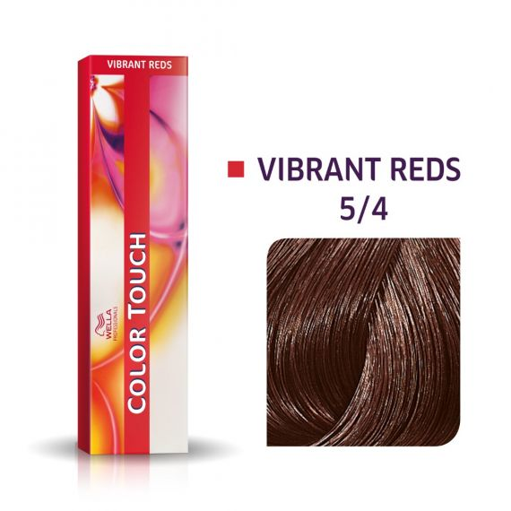 Wella Color Touch Vibrant Reds 5/4 60ml