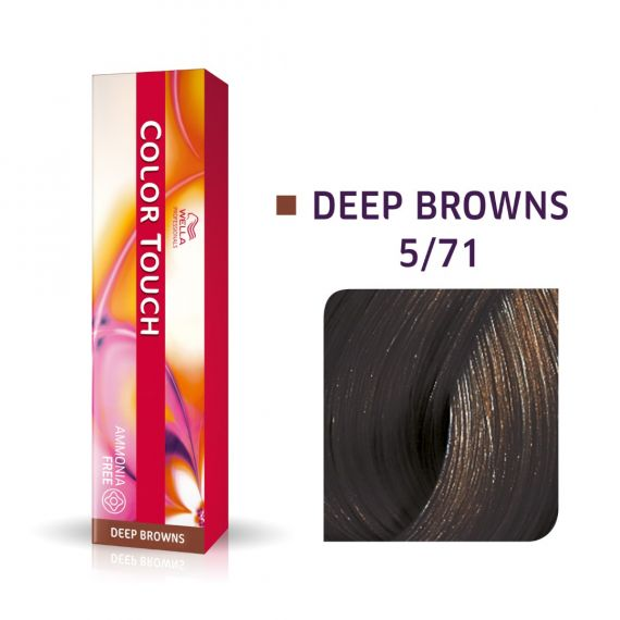 Wella Color Touch Deep Browns 5/71 60ml