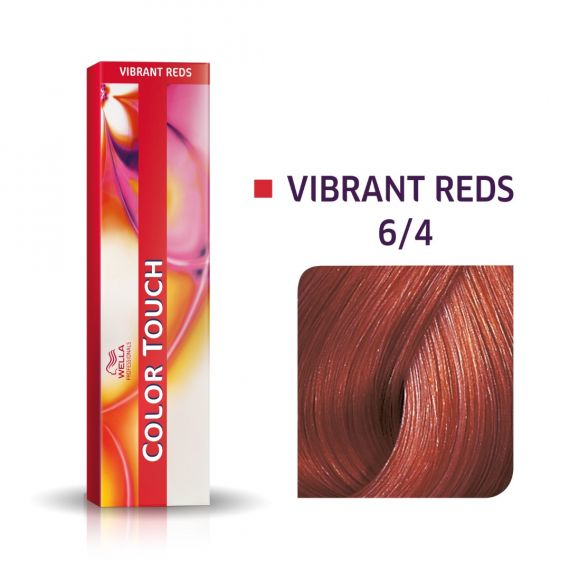 Wella Color Touch Vibrant Reds 6/4 60ml