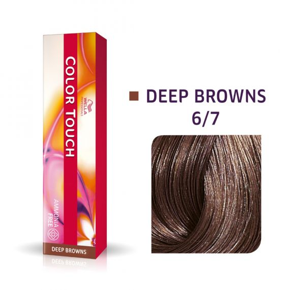 Wella Color Touch Deep Browns 6/7 60ml