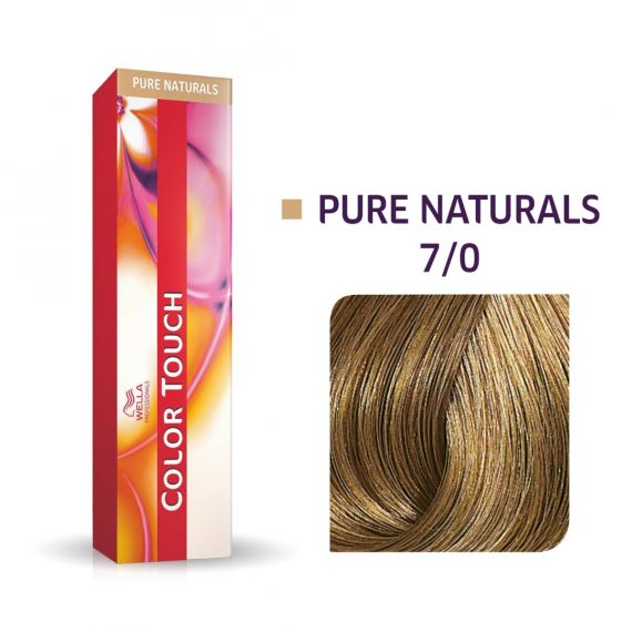 Color Touch Pure Naturals 7/0 60ml
