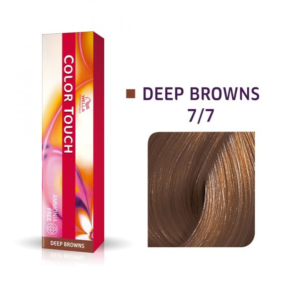 Wella Color Touch Deep Browns 7/7 60ml
