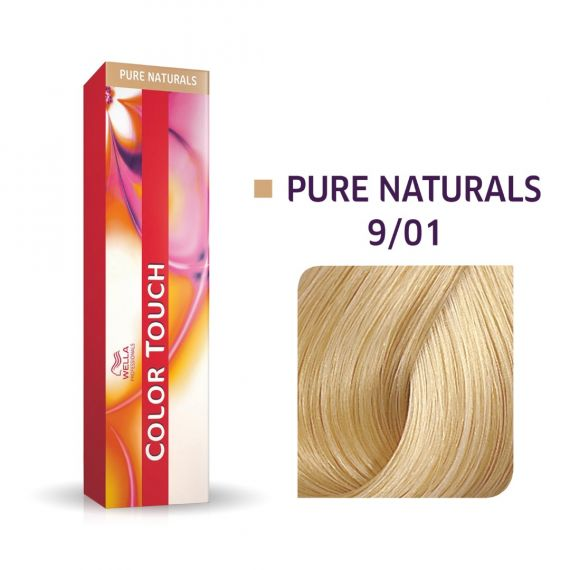 Color Touch Pure Naturals 9/01 60ml