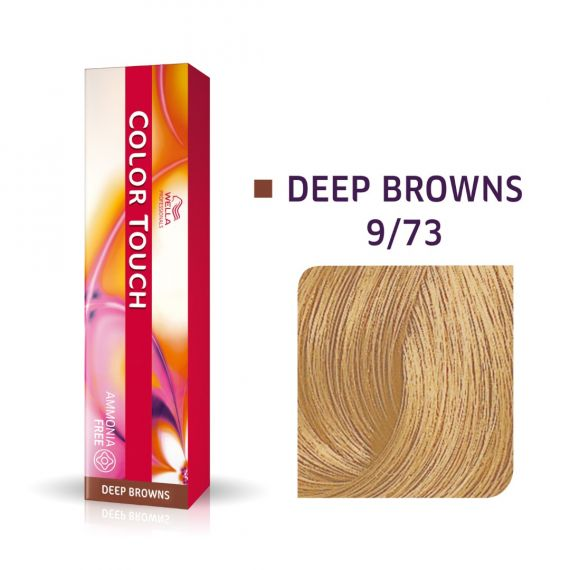 Wella Color Touch Deep Browns 9/73  60ml