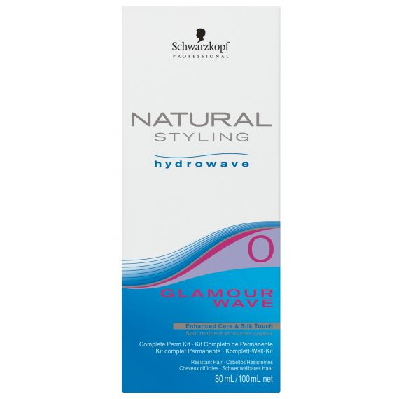 Natural Styling Glamour Wave Kit 0