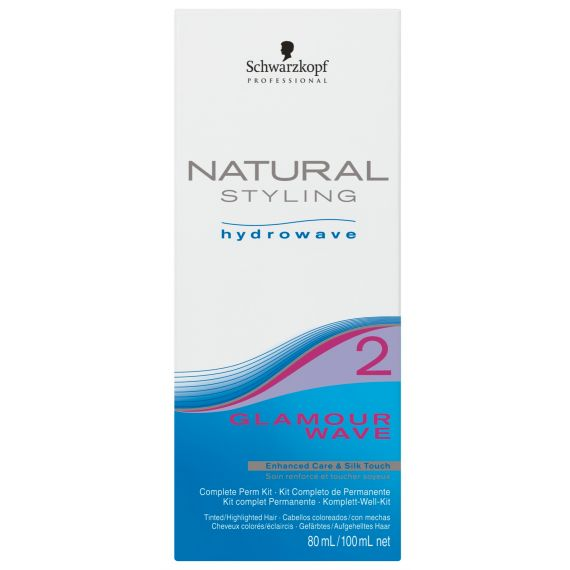 Natural Styling Glamour Wave Kit 2