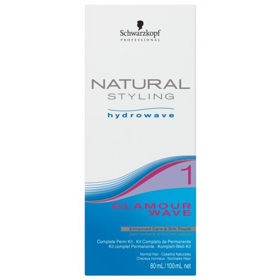 NATURAL STYLING Glamour Wave Kit 1