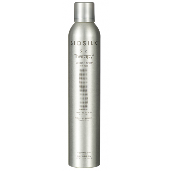 Silk Therapy Finishing Spray Firm Hold