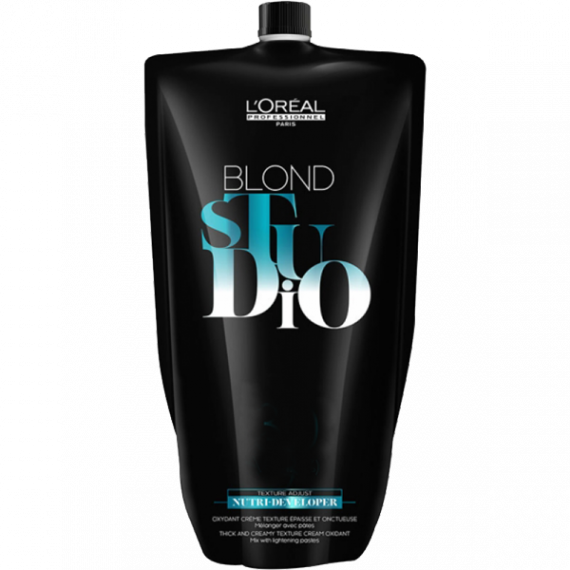 L'Oreal Blond Studio Nutri-developer 30 vol 6% 1000 ml