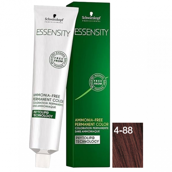 Essensity Colors 4-88 Middenbruin Extra Rood