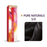Color Touch Pure Naturals 3/0 60ml