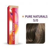Color Touch Pure Naturals 5/0 60ml