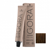 Igora Royal Absolutes 6-50 Donkerblond Goud Natuur