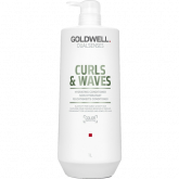 Dualsenses Curls & Waves Hydrating Conditioner 1000ml