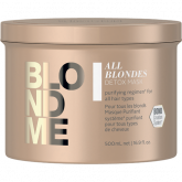 BlondMe All Blondes Detox Mask