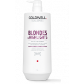 Dualsenses Blondes & Highlights Anti-Yellow Shampoo 1000ml