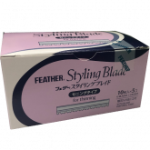 Feather Styling Blade Mesjes Thinning