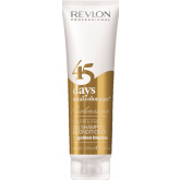 Revlonissimo 45 Days Total Color Care Conditioning Shampoo Golden Blondes 275ml