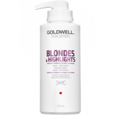 Dualsenses Blondes & Highlights 60 Sec. Treatment 500ml