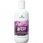Bold Color Wash Purple